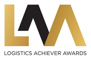 Proud winners of the CGCSA – Logistics Achiever Award – Platinum